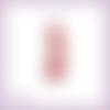 Découpe scrapbooking femme hiver manteau noël en couleurs - ref.4470