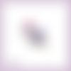 Découpe scrapbooking bourriquet écharpe noël hiver winnie l'ourson en couleurs - ref.4743