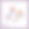 Découpes scrapbooking winnie l'ourson tigrou porcinet bourriquet neige hiver noël amis enfant en couleurs - ref.3092