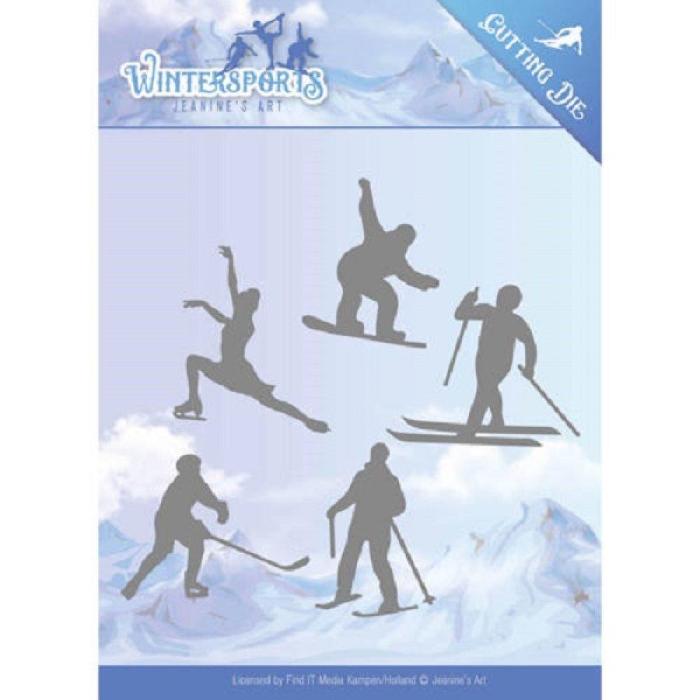 Die sport d'hiver