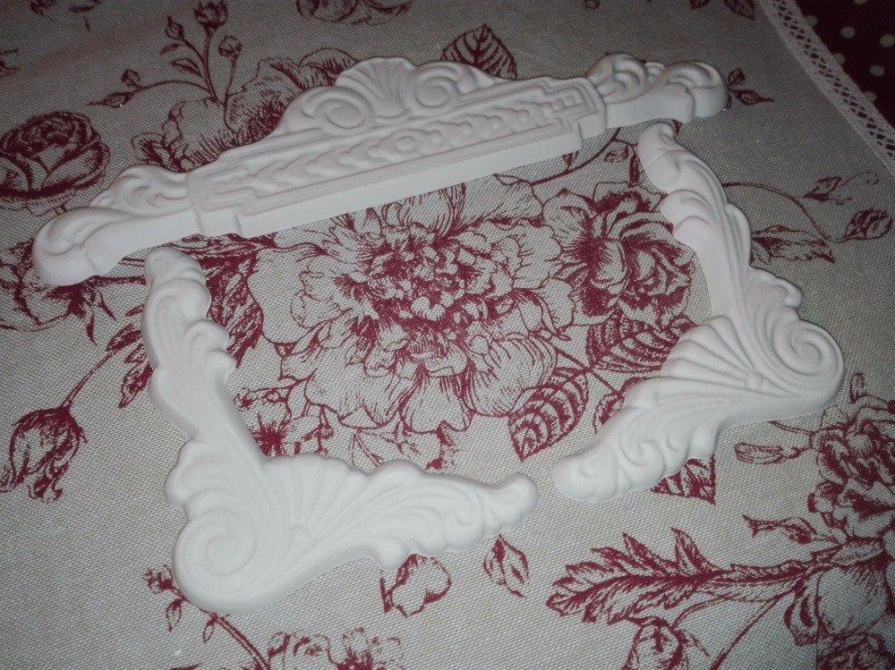 grand moulage plâtre céramique