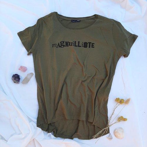 T-shirt s/m femme