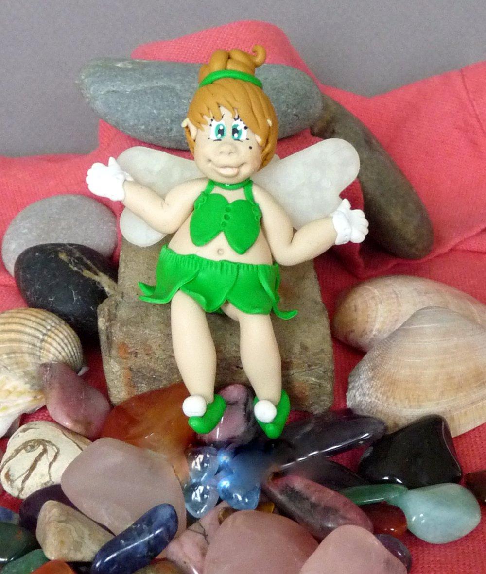 Fées - Figurine Schrekotte