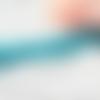 Perle facette plate, perle palet, cyanite bleu, disthène, pierre, naturelle outremer