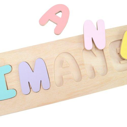 Puzzle prénom 5 lettres