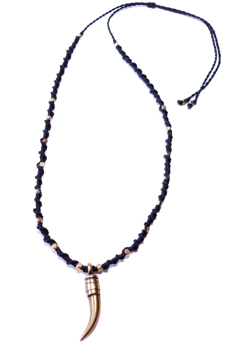 collier pour homme