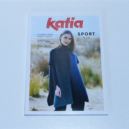 Catalogue tricot katia  sport n °94