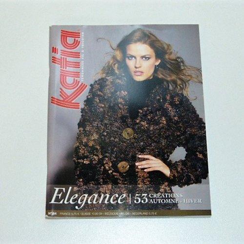 Catalogue tricot katia  elegance n ° 64