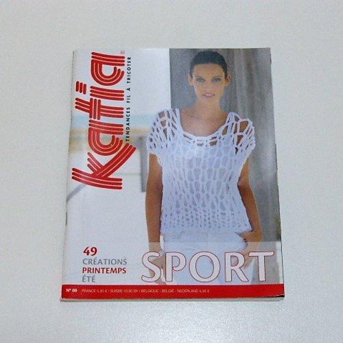 Catalogue tricot katia  sport n ° 69