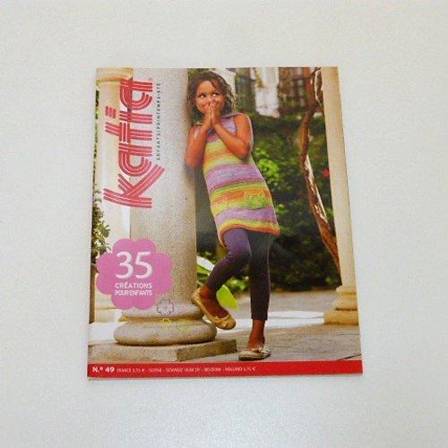 Catalogue tricot katia enfants , n°49