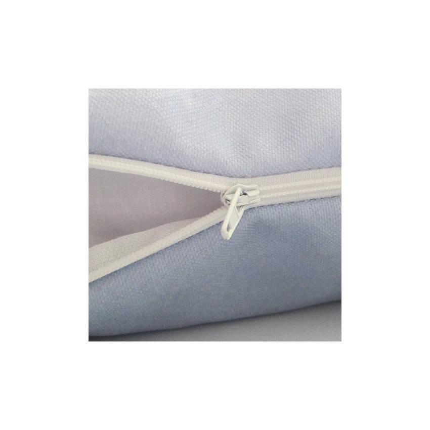 Coussin personnalisable touché coton motif infirmière qui déchire, idée cadeau original, Touché peau de pêche