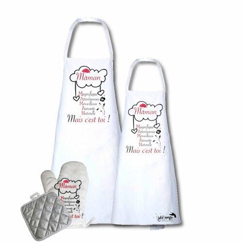Coffret Cuisine Maman Idee Cadeau Fete Des Meres Tablier