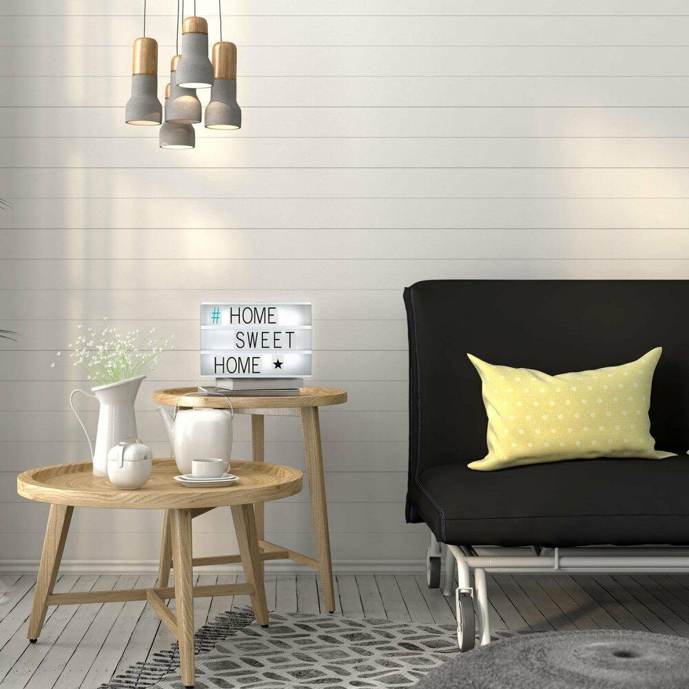 Boite Lumineuse Idee Message boite lumineuse à message, idée cadeau pour la décoration
