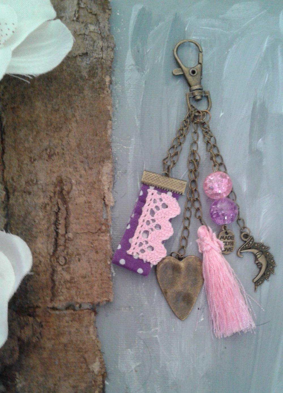 Bijou de sac en bronze