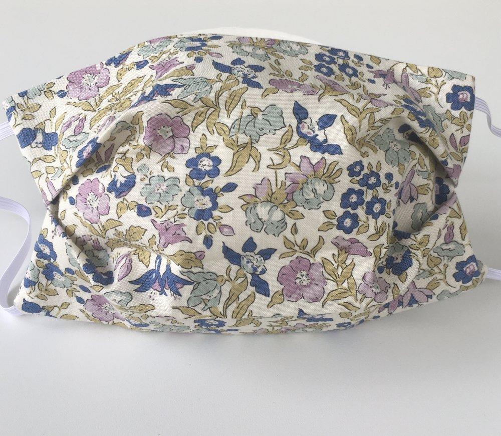 Masque de protection en tissu Liberty - BIRMINGHAM
