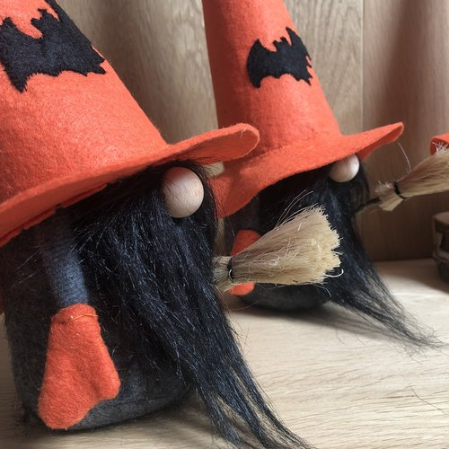 Gnome collection halloween série 1 - taille m garçon