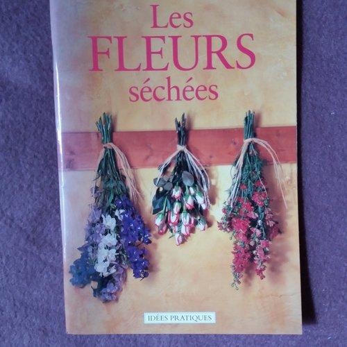 """Livre """"les fleurs séchées"""" - décoration intérieure, home-déco"""