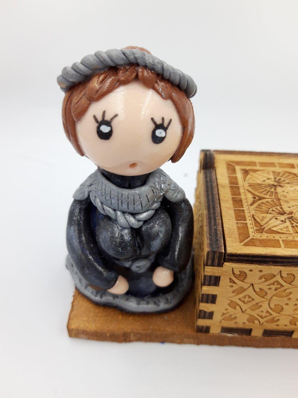 Boite à musique Game of Thrones Cerseï Lannister