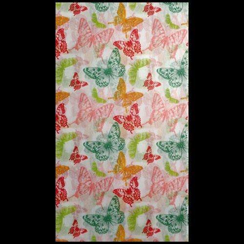 1 feuille de papier de soie 40x60 cm