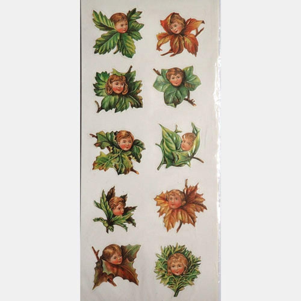 Stickers elfes des forêts