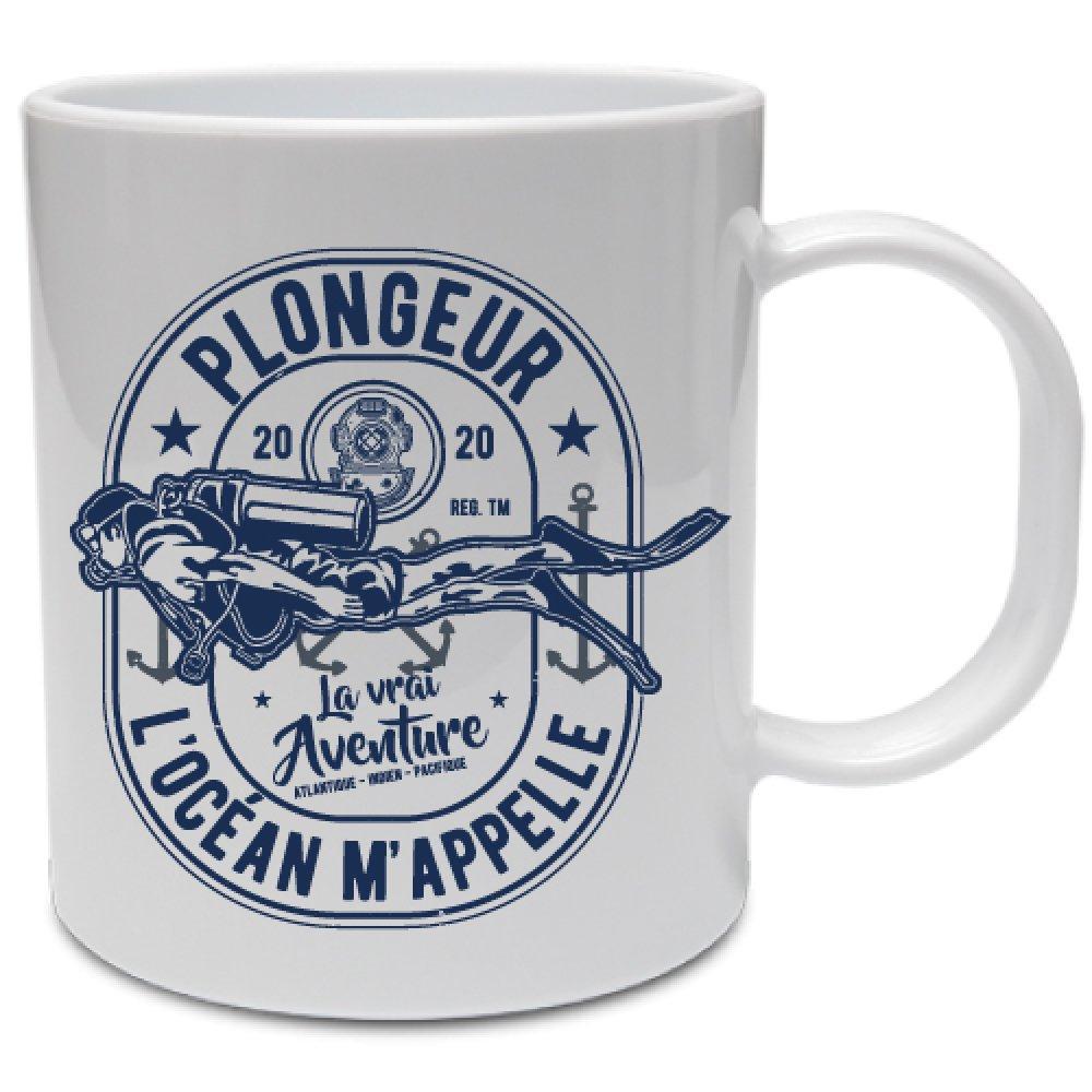 Mug L'océan m'appelle