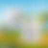 Mug zèbre personnalisable avec un prénom exemple zoé