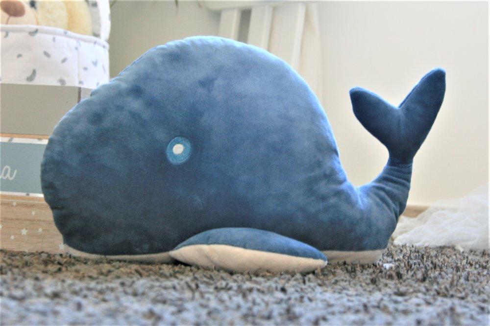 Peluche baleine