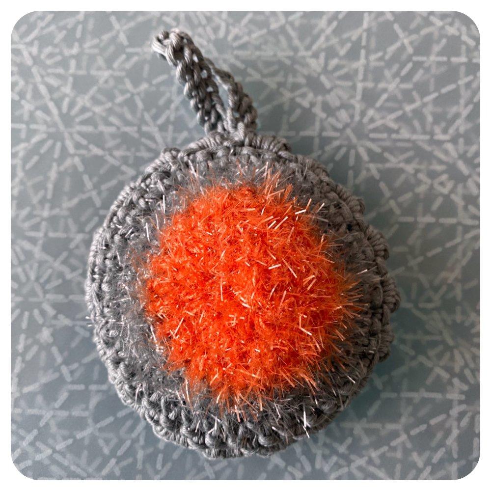 Tawashis, Éponges japonaises en crochet, Écologique, Lavable et Réutilisable