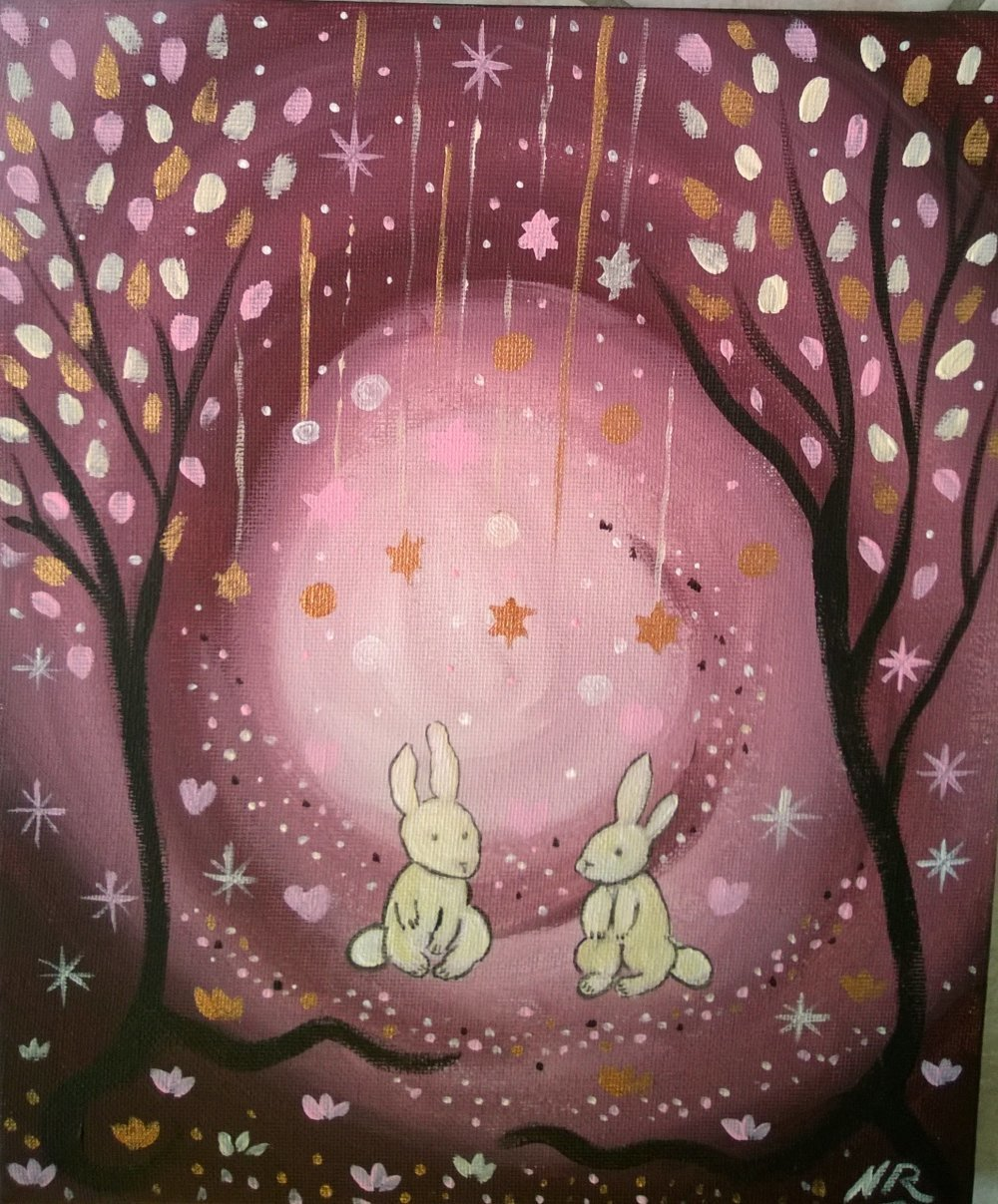 Le petit jardin d'étoiles