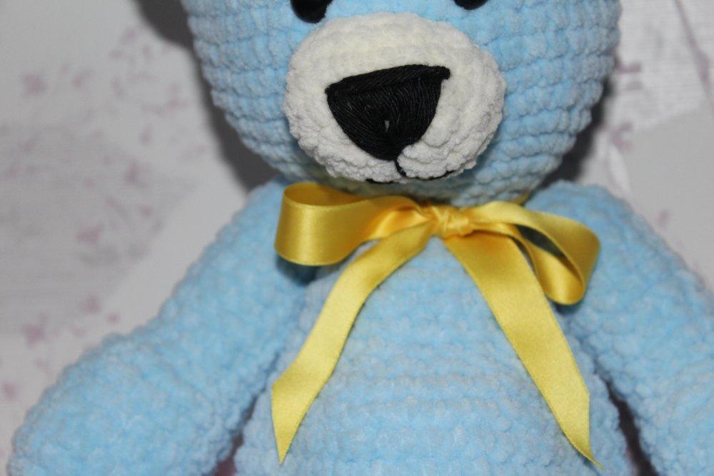 Ivy l'ours bleu