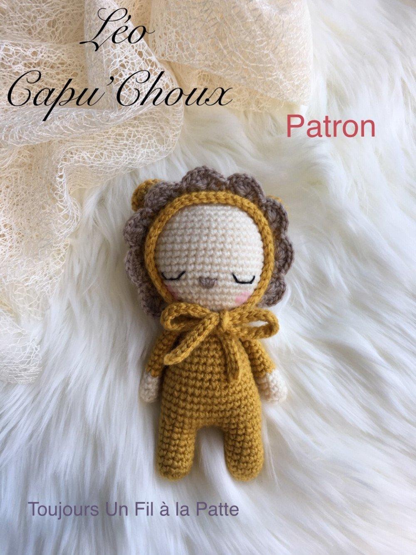 Patron gratuit – Lapin Modèle au Crochet pour Amigurumi - Little ... | 1332x1000