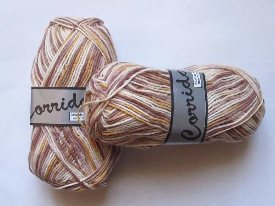 10 Pelotes coton Corrida 909 Lammy Yarns