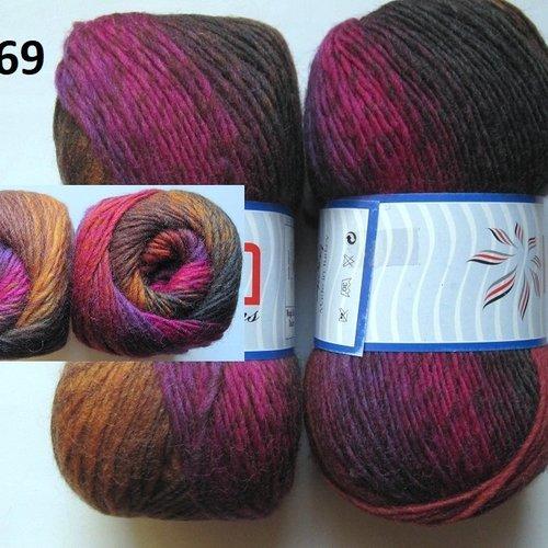 200 gr pure laine  magic wool 16869