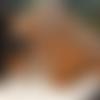 Boucles d'oreilles clef de sol couleur argent