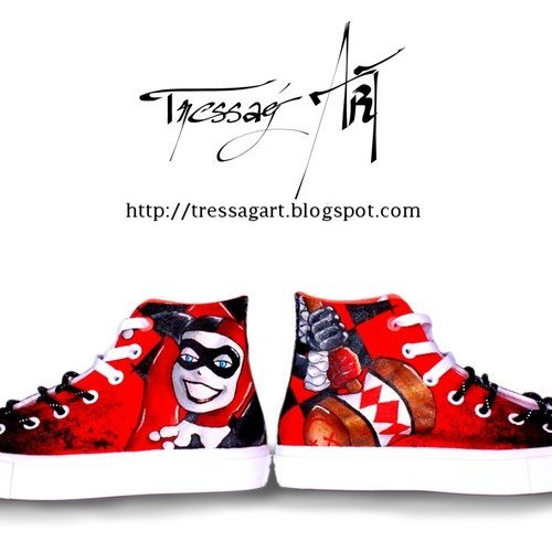 Custom shoes baskets converse supreme ntm 40 chaussures customisées joey starr kool shen rap