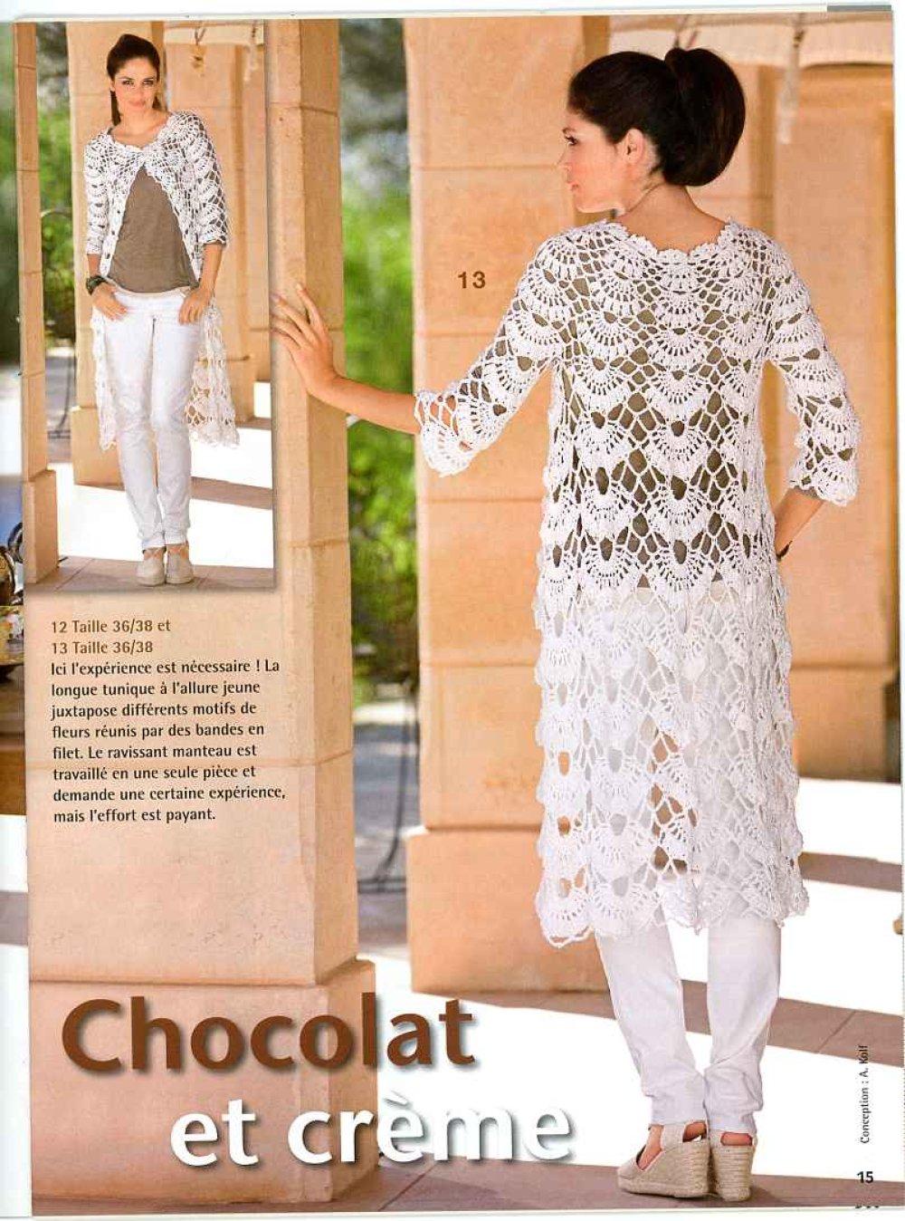 Catalogue DIANA Tendances Crochet magazine n°1 février 2011