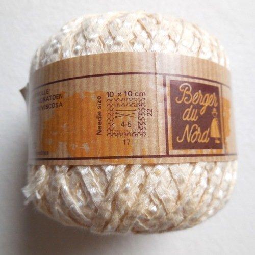 5 pelotes fil ruban fabriqué en FRANCE