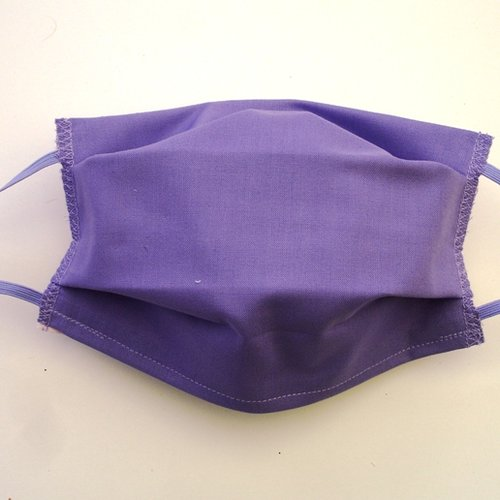 Masque de protection alternatif adulte categorie 1 lavande