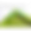 Cadre photo vert en bois, décor printanier, pour photo 10x15cm