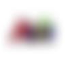 Patch écusson thermocollant music à coudre ou repasser 95 x 53 mm