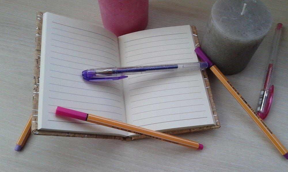 petit carnet de notes