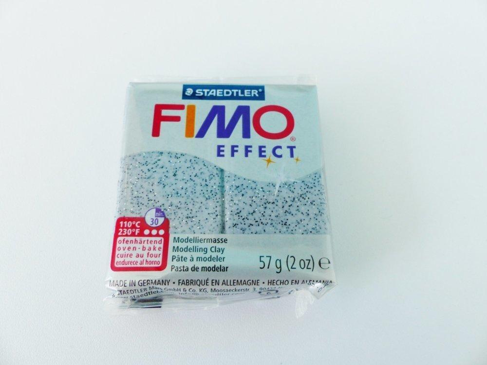 pate polymere FIMO effect  Granit N° 803 Staedtler aspect pierre  pâte à modeler à cuire