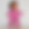 Vêtement pour poupée 36 cm, pyjama poupée 36 cm corolle ou autre