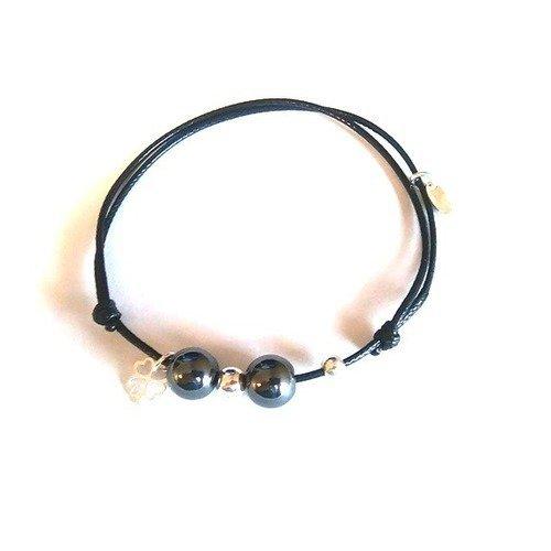 bracelet femme cordon reglable