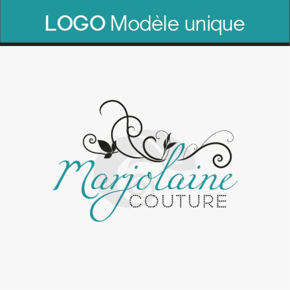 Logo design modèle unique pour l'identité visuelle de votre entreprise