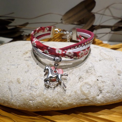 bracelet argent fille 12 ans