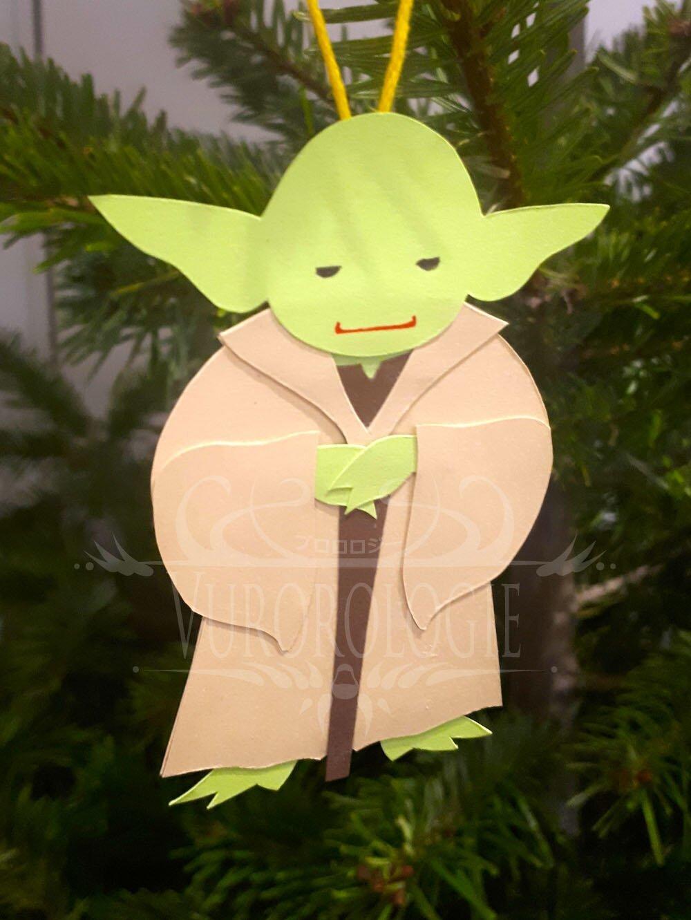 Suspension Yoda
