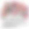 Images digitales numeriques cabochons verre bijoux chat noeud vintage tour eiffel