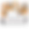 Médaillons digitales cabochons ronds et ovales*petite fille et petit chat