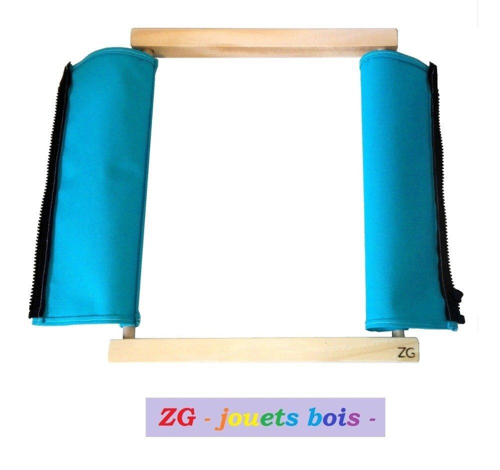 Cadre d'Habillage Montessori Fermeture Eclair